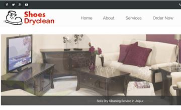 dryclean web design jaipur